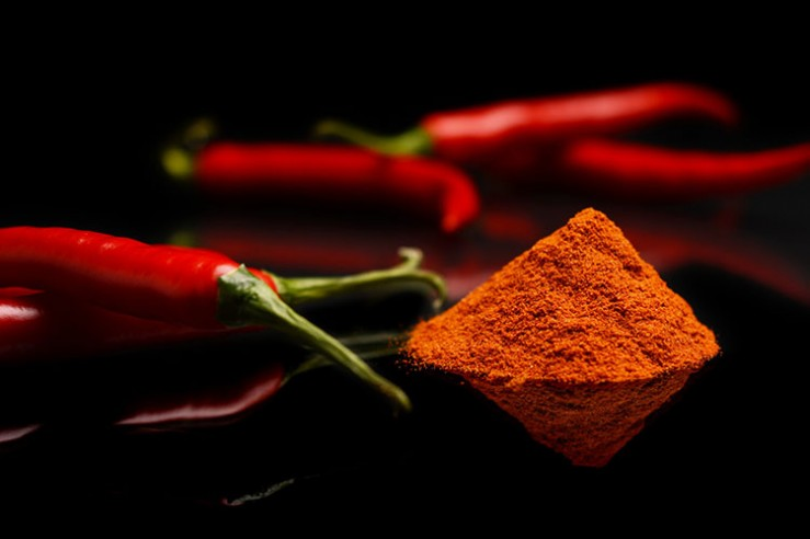 Thai red hot Chili