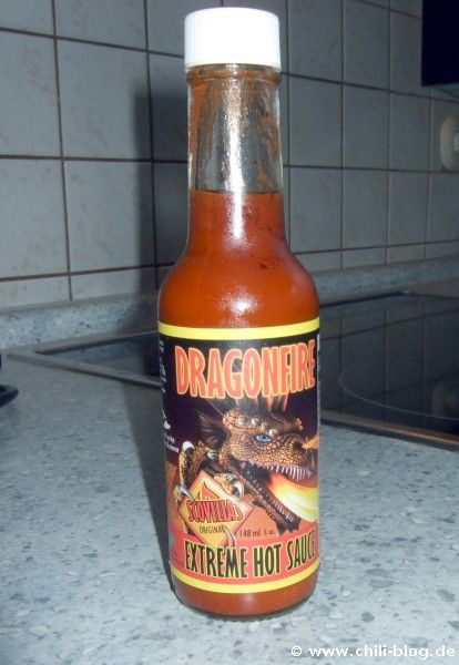 Extreme Hot Sauce