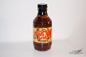 Crazy Cow Barbacue Sauce